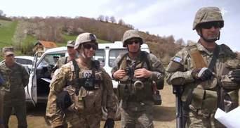 Заміновані території Сходу: НАТО допомагає Україні знешкоджувати небезпечні знахідки