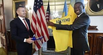 Марченко провел встречу с заместителем министра финансов США – Голос Америки