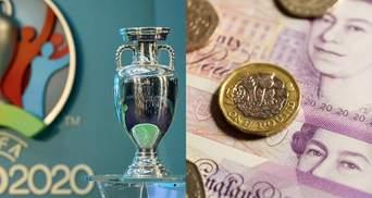 Понад 12 тисяч фунтів за квиток: перекупники встановили космічні ціни на фінал Євро-2020