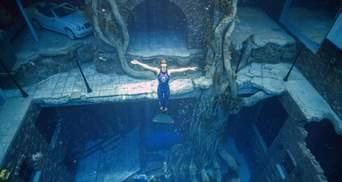 Ціле підводне місто: у Дубаї відкриють найглибший у світі басейн для дайвінгу – фото, відео