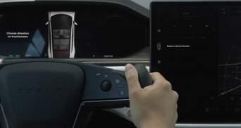 """Tesla випустить новий користувацький інтерфейс та оновить """"розум автомобілів"""""""
