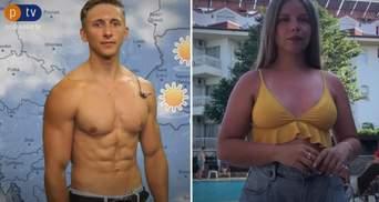 Теперь не только обнаженные мужчины: на полтавском ТВ появилась ведущая в купальнике – видео