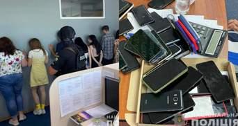 Шантажували порнографією та представлялися посадовцями НАЗК: поліція викрила злочинців