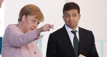 Донбасс и Россия: у Меркель назвали темы предстоящего разговора с Зеленским