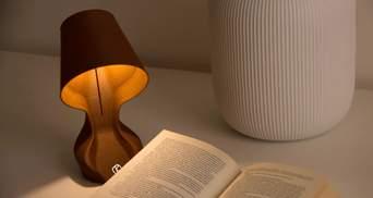 Італійці створюють настільні лампи із шкірок апельсина: як виглядають – фото