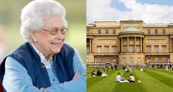 Єлизавета II вперше дозволила туристам влаштовувати пікніки біля Букінгему: як це виглядає