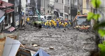 Сильні зливи тероризують Японію: влада хоче евакуювати понад 300 тисяч сімей