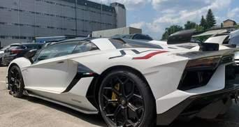 """На киевской таможне задержали элитного """"нелегала"""" – Lamborghini за 600 тысяч евро"""