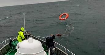"""Отнесло в открытое море: десантник 2 часа провел в воде во время учений """"Си Бриз-2021"""""""
