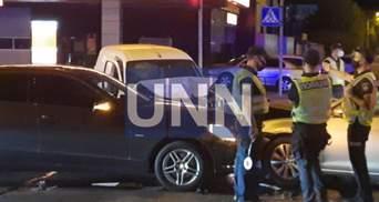 Мотор влетів у салон авто з людьми: п'яний водій спричинив страшну аварію в Києві