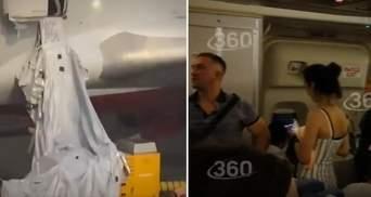 Було дуже спекотно: у Росії пасажир відкрив аварійний люк літака – відео
