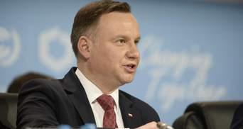 На основі правди, – Дуда в річницю Волинської трагедії закликав до добрих відносин з Україною