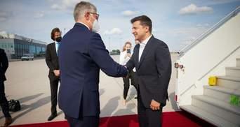 Владимир Зеленский прибыл в Германию: какие встречи запланированы