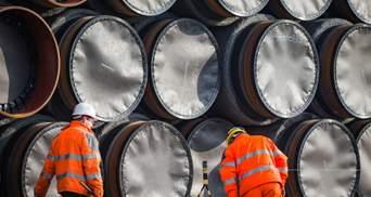 """Глава компании-оператора планирует достроить газопровод """"Северный поток-2"""" уже в августе"""