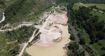 Екокатастрофа через пошуки золота: у Росії масово знищують річки – фото