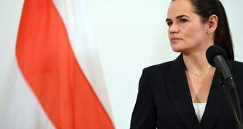 Литва официально отказала Беларуси выдать Тихановскую