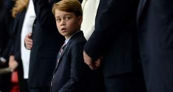 Уся Англія зараз – це Джордж: 7-річний принц зворушливо відреагував на програш збірної Англії