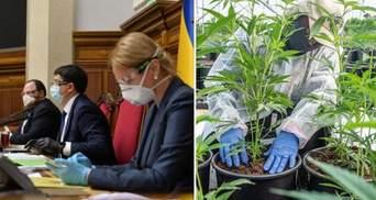 Рада соберется на внеочередное заседание: рассмотрят легализацию медицинского каннабиса