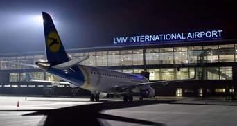 До львівського аеропорту розпочав курсувати новий автобусний маршрут