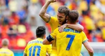 Україна на Євро-2020: Бущан один з найкращих воротарів, результативність на рівні Німеччини