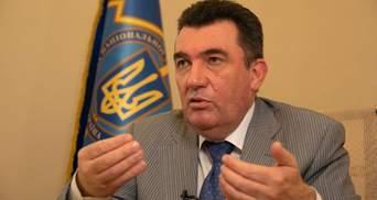 """Будемо розбиратись, – Данілов пояснив, чому санкції проти Фірташа не поширились на """"Інтер"""""""