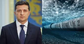 """Не экономический вопрос, – Зеленский не планирует говорить о компенсациях за """"Северный поток-2"""""""