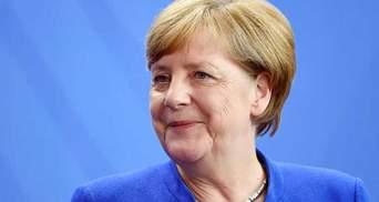 Нужно закрепить в украинском законодательстве, – Меркель о формуле Штайнмайера