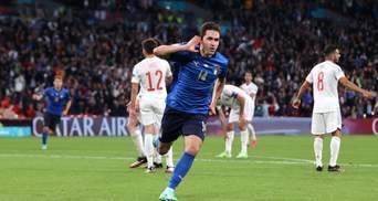 Без українців: УЄФА назвав символічну збірну Євро-2020