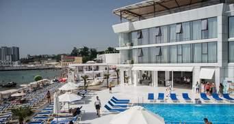 Отелю Portofino В Одессе грозит почти миллион штрафа: ранее там был пожар