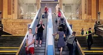 На Центральному залізничному вокзалі у Києві нарешті замінять ескалатори
