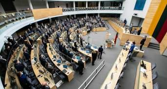 Литва объявила массовый поток мигрантов гибридной агрессией Беларуси