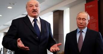 Путин и Лукашенко провели новую встречу: договорились о кредитах и цене на газ для Беларуси