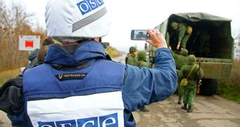 Танки и гаубицы: ОБСЕ заметила, как боевики стягивают тяжелую технику на Донбассе