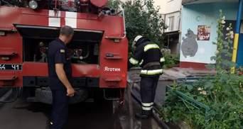 В Яготине Киевской области горела пятиэтажка: 2 человека погибли
