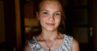 """""""У цих очах немає страху"""": на Закарпатті 12-річна дівчинка врятувала 4 дітей під час повеней"""