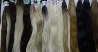 Людське волосся – новий тренд серед українських контрабандистів: як з цим борються митники