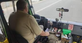 """""""Понабирають, бл*ть, посвідчень"""": у Дніпрі водій маршрутки обматюкав дідуся"""