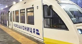 Укрзализныця запустит новый поезд к морю