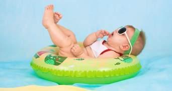 Як допомогти немовляті легше пережити спеку: поради від МОЗ