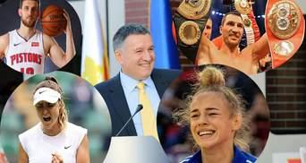 Аваков возглавил МВД в феврале 2014 года: где тогда были современные украинские спортсмены