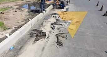 В ливневой канализации Мариуполя нашли человеческие останки