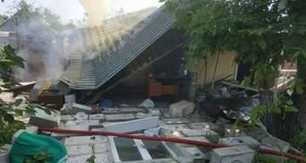 В Смеле взрывом разнесло жилой дом: есть погибший
