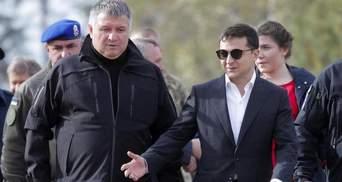 Аваков решил уйти в отставку после личной встречи с Зеленским, – Гетманцев