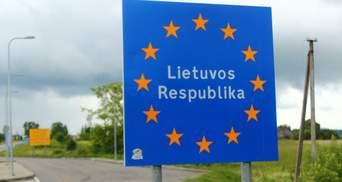 Литва вдвое снизила цены на долгосрочные визы для украинцев