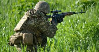 Обстрел из гранатометов: на Донбассе ранили двух украинских военнослужащих