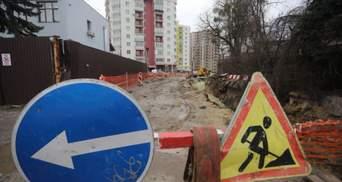 Во Львове перекрыли улицу, ведущую к Высокому замку: схема объезда