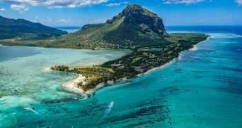 Маврикій відкритий для туристів: чи входять до списку українці