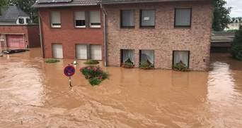 Мощные наводнения в Германии унесли жизни уже более 40 человек: жуткие фото, видео