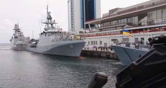 """Расправляли паруса: украинские военные завершили масштабные международные учения """"Си Бриз-21"""""""