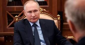 """""""Єдиний братній народ"""": Путін не зупиняється у спробах переписати історію"""
